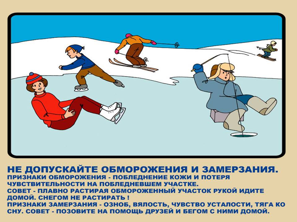 Картинка безопасность на льду в весенний период